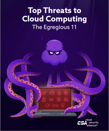 top threats cloud computing