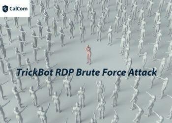 trickbot rdp brute force