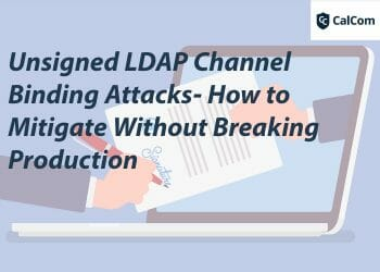 unsigned ldap channel binding